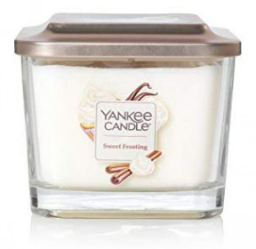 Yankee Candle svíčka Elevation střední Sweet Frosting