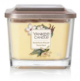 Yankee Candle svíčka Elevation střední Sweet Nectar Blossom