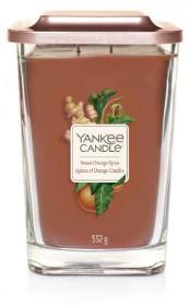 Yankee Candle svíčka Elevation velká Sweet Orange Spice