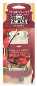 Yankee Candle visačka CLASSIC Black Cherry