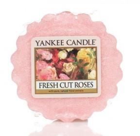 Yankee Candle vosk Fresh cut roses