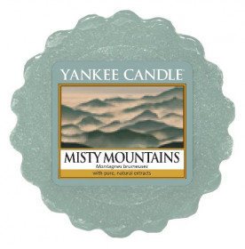 Yankee Candle vosk Misty Mountains