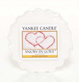 Yankee Candle vosk Snow in Love
