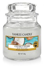 YANKEE svíčka sklo1 Coconut Splash