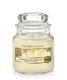 YANKEE svíčka sklo1 Homemade Herb Lemonade