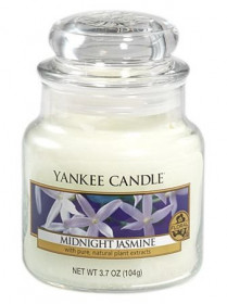 YANKEE svíčka sklo1 Midnight Jasmine