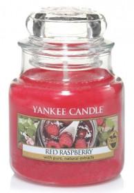 YANKEE svíčka sklo1 Red Raspberry