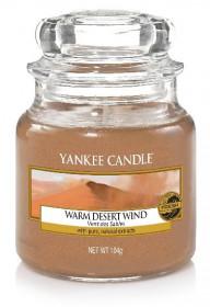 YANKEE svíčka sklo1 Warm Desert Wind
