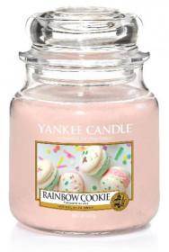 YANKEE svíčka sklo2 Rainbow Cookie