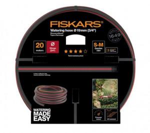 "Zahradní hadice 19 mm (3/4"") Fiskars Q4, délka 20 m"