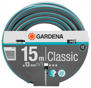 "Zahradní hadice Gardena Classic 13 mm (1/2""), délka 15 m"