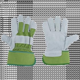 Zahradní rukavice Esschert Design, UNISEX, velikost L, šedo - zelené