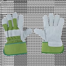 Zahradní rukavice Esschert Design, UNISEX, velikost XL, šedo - zelené