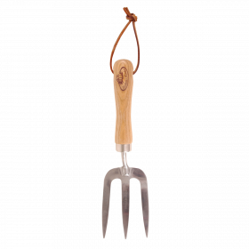 Zahradní vidlička Esschert Design, délka 30 cm, nerezová