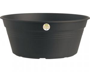 Žardina elho GREEN BASICS BOWL, průměr 27 cm, černá