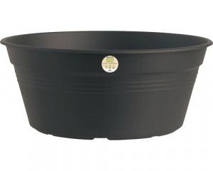 Žardina Green Basics living černá průměr 27 cm