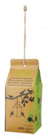 Závěsné krmítko pro ptáky, Esschert Design Tetrapack s náplní, 400 g