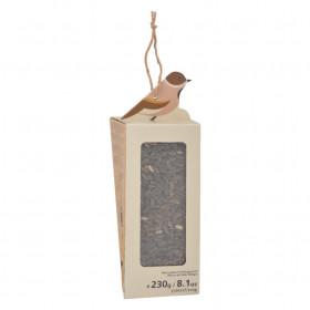 Závěsné krmítko pro ptáky se semínky slunečnice, Esschert Design, 250 g