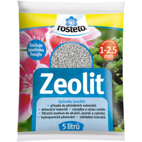 Zeolit ROSTETO 1-2,5mm 5l
